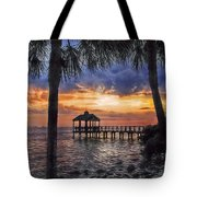 Dream Pier Tote Bag