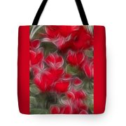 Dream Red 5232 Tote Bag