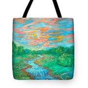 Dream River Tote Bag