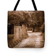 Dream Road Tote Bag