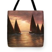 Dream Sails Tote Bag
