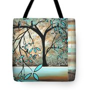 Dream State By Madart Tote Bag