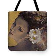 Dream Traveler Tote Bag by Dorina  Costras