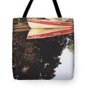 Dream Vacation Tote Bag