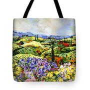 Dream Valley Tote Bag