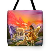 Dreamcatcher 8 Tote Bag