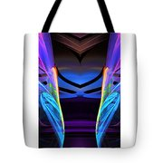 Dreamcatcher Triptych Tote Bag