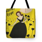 Dreaming About Love Tote Bag