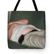 Dreaming Bruce Tote Bag