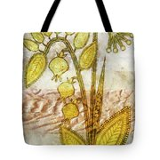 Dreaming Grass Tote Bag by Sergey Khreschatov