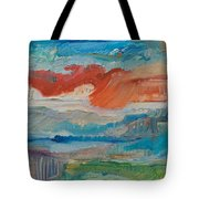 Dreaming Color Tote Bag