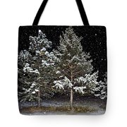 Dreaming In The Night Tote Bag