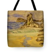 Dreaming Of Beaches Tote Bag