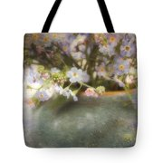 Dreaming Of Forget-me-nots Tote Bag