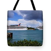 Dreaming Of Freedom 3 Tote Bag