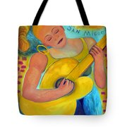 Dreaming Of San Miguel Tote Bag