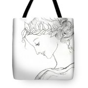 Dreaming Of The Dance Tote Bag
