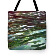 Dreaming On The Water Tote Bag