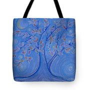 Dreaming Tree By Jrr Tote Bag