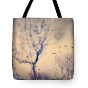 Dreaming Tree. Vintage Tote Bag
