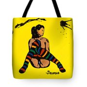 Dreams Interrupted Tote Bag