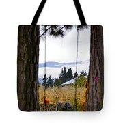 Dreams Of The Swing Tote Bag