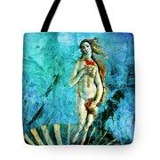 Dreams Of Venus Tote Bag