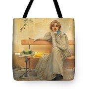 Dreams  Tote Bag by Vittorio Matteo Corcos