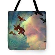 Of Lucid Dreams / Dreamscape 6 Tote Bag