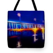 Dreamtime Pier Tote Bag
