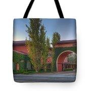 Dreamworks Studio Burbank Glendale Ca Panorama  Tote Bag