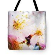 Dreamy Blossom Tote Bag