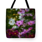 Dreamy Cosmos Tote Bag