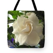 Dreamy Creamy Gardenia Tote Bag