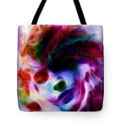 Dreamy Face Tote Bag