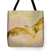Dreamy Flight Tote Bag by Deborah Benoit