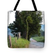 Dreamy Morning Tote Bag