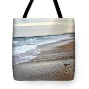 Dreamy Ocean Beach North Carolina Coastal Beach  Tote Bag by Kathy Fornal