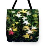 Dreamy Pond Tote Bag