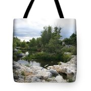 Dreamy River Tote Bag