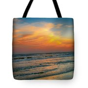 Dreamy Texas Sunset Tote Bag