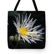 Dreamy White Tote Bag