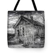 Dreary Dark And Gloomy Tote Bag