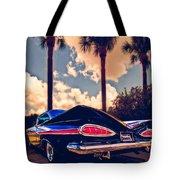Dreemy 59 Impala - How Do U Live W/o It? Tote Bag