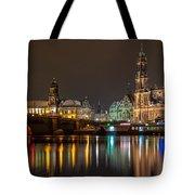 Dresden The Capital Of Saxony II Tote Bag