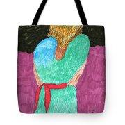 Dress Back Tote Bag