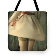 Dress Twirl Tote Bag by Craig B