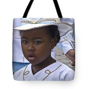 Dressed For The Parade Tote Bag