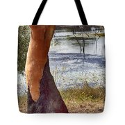 Dressed-up With Nowhere To Go Tote Bag