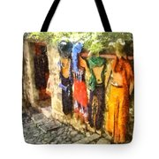 Dresses Tote Bag